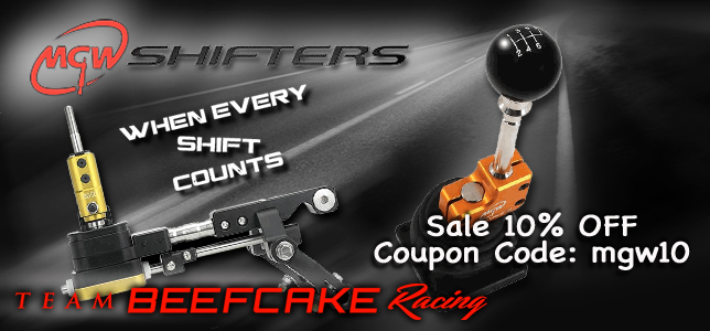 MGW Shifters Sale