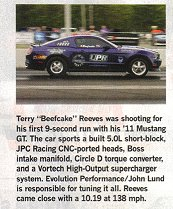 Muscle Mustangs and Fast Fords Atco Coverage
