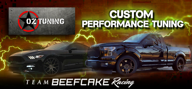 OZ Custom Tuning Ford Mustang 7 F150 Custom Tuning