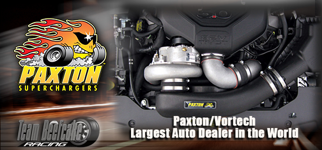 Paxton Superchargers Sale