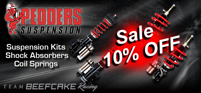 Pedders Suspension- Coilovers, Shocks, Struts, Lowering Springs