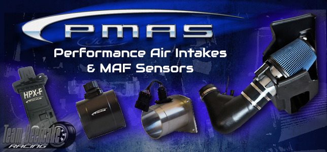PMAS Cold Air Intakes and MAF Sensors