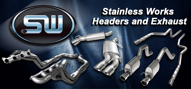 Stainless Works Headers Sale