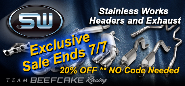 Stainless Works Sale 20% OFF