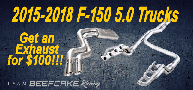 Stainless Works F150 Headers & Exhaust