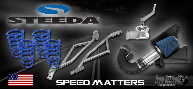 Steeda Autosports Performance Parts
