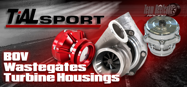Tial Sport BOV Wastegates Turbine Housings