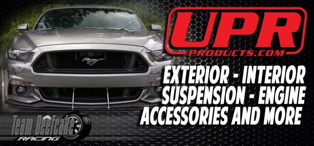 UPR Products Mustang Performance Parts