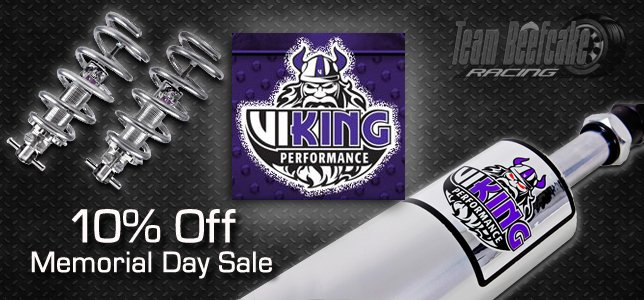 Viking Performance Memorial Day Sale 10% OFF