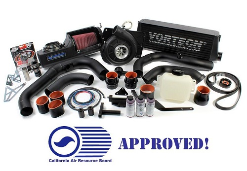 Vortech Superchargers - CARB Approved