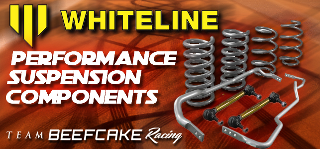 Whiteline Performance Suspension Upgrades
