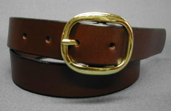 Harness Leather Belt