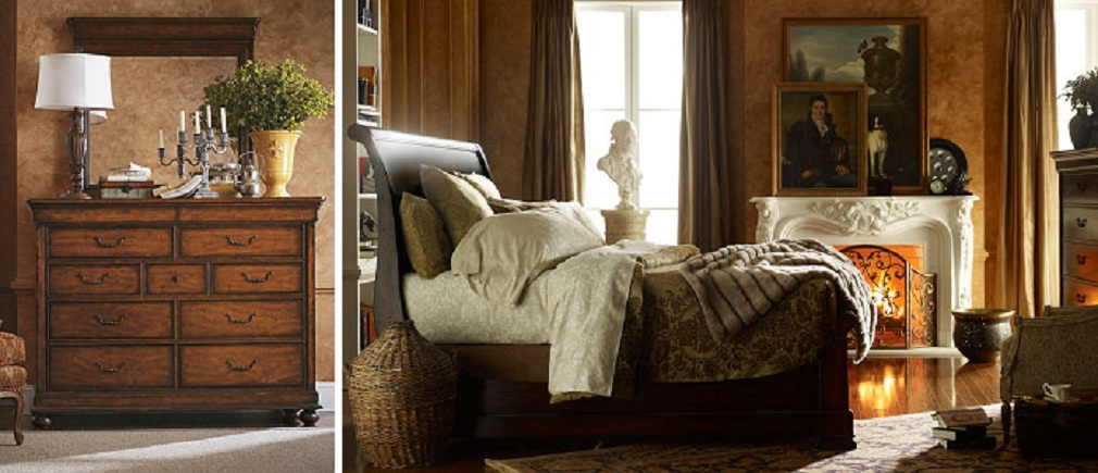 Classic Portfolio Louis Philippe Collection By Stanley Furniture