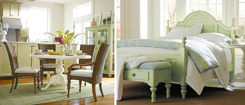 Attirant Stanley Coastal Living Cottage Collection