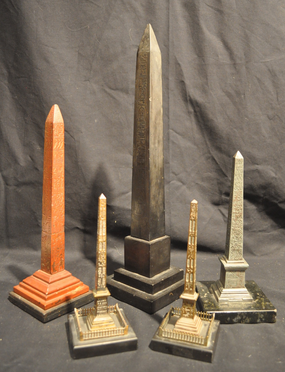 Egyptian Replica Obelisks