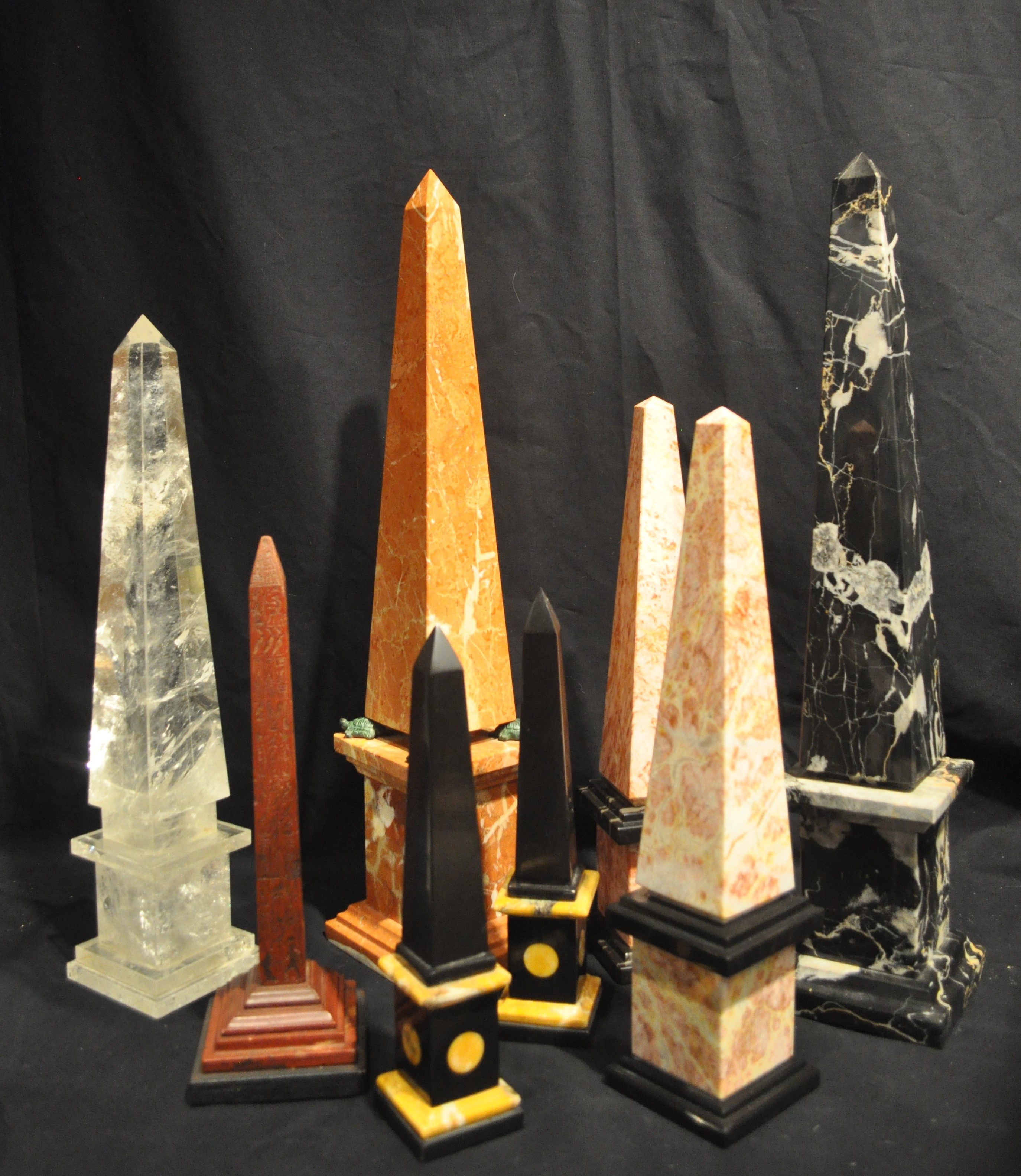 Only Obelisks in-stock Obelisks