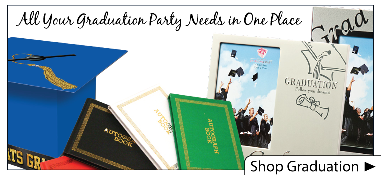 Graduation Decorations and Supplies