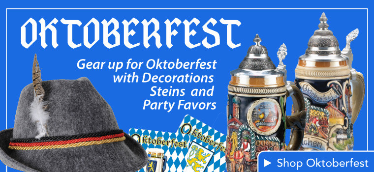 Oktoberfest Decorations and Supplies