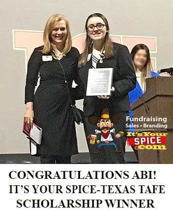 2018 Texas TAFE Winner