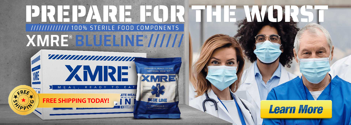 Learn More XMRE Blue Line