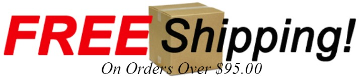Free Shipping on Orders Over $95.00