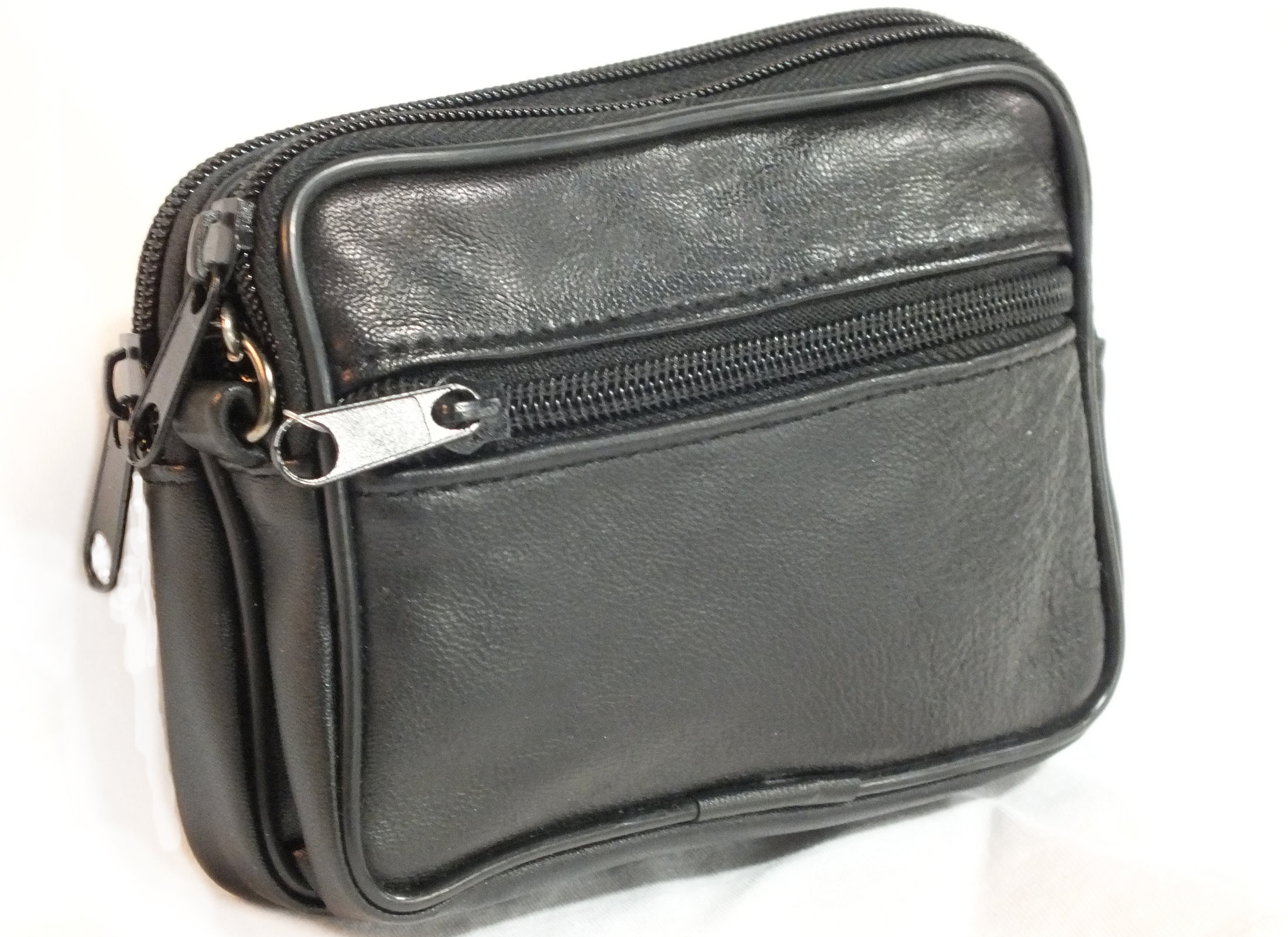 Square belt bag