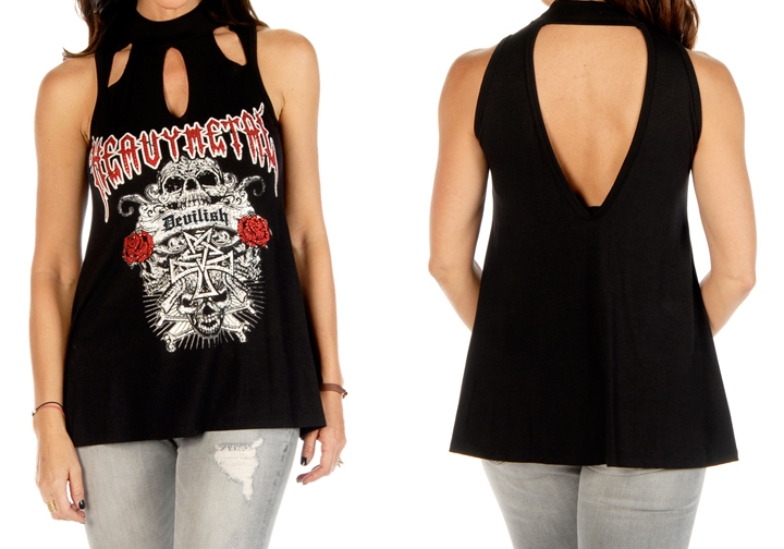 Women's Matter of Devilish Tank Top