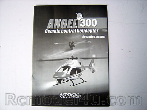 2 4GHz Art-Tech Angel 300 4ch Helicopter