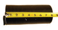 Measuring Your Springs