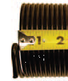 Measure Spring Wire Size