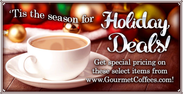 Holiday Coffees