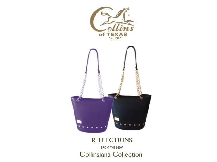 History Of Collins Handbags Introduction Reflections From The New Collinsiana Collection