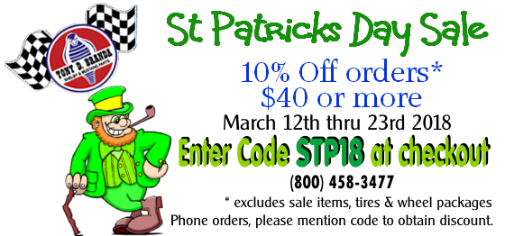 St. Patricks Day Sale