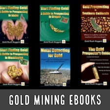Gold Mining Books