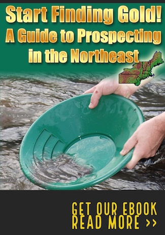 Gold in vermont panning prospecting and mining gold in vermont publicscrutiny Choice Image