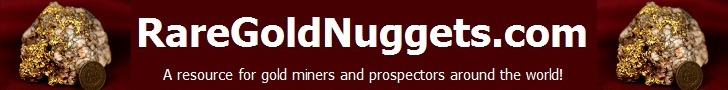 Rare Gold Nuggets