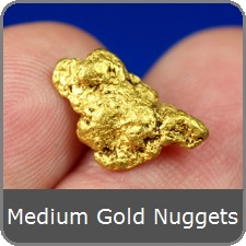Medium Gold Nuggets