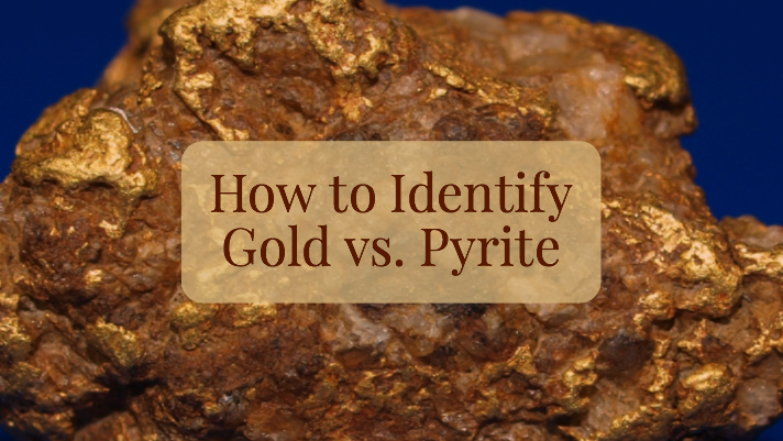 Gold Vs Pyrite The Difference Between And Iron