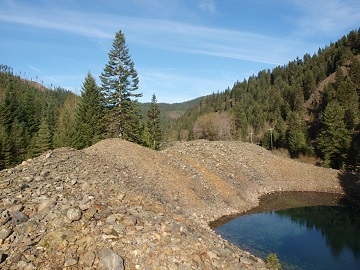 Gold Mining in Murray Idaho - The Silver Valley Gold Rush