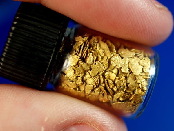 1 2 Troy Ounce Of Placer Gold From Alaska For Sale