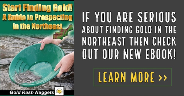 Gold in vermont panning prospecting and mining so be sure to check with the vermont department of environmental conservation for current laws and regulations pertaining to gold mining in vermont publicscrutiny Choice Image