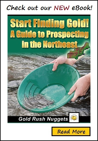 Where to find Gold in Pennsylvania. Prospecting and Panning