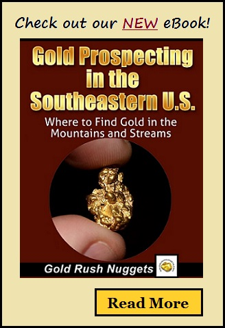 Uwharrie river gold prospecting the uwharrie national forest there are many waters within the forest where gold can be found a few that are worthy of note are uwharrie river which can be accessed from highway 109 fandeluxe Choice Image