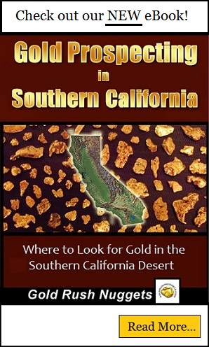 Public Gold and Gem Mining Sites in California