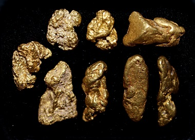 What does Gold Look Like in Nature? Identify Real Gold