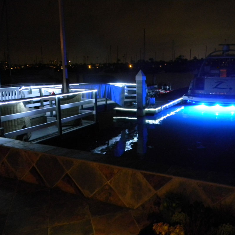 Dock & Ramp Lighting