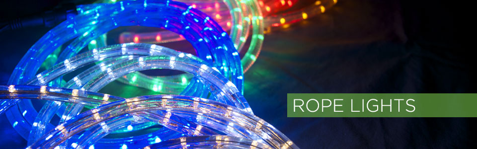Led rope lights and mounting accessories led rope lights aloadofball Images