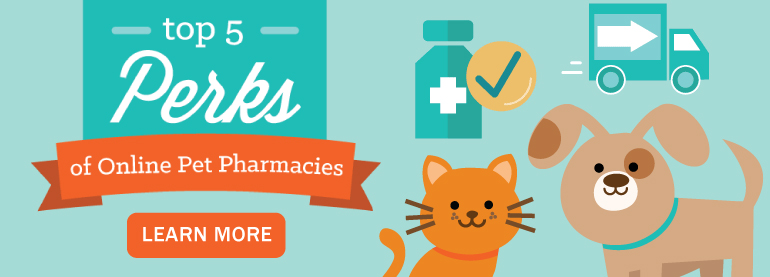 Benefits of Online Pet Pharmacies