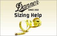 Danner Boot Sizing