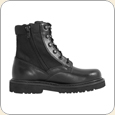 McRae Kids Army Boots